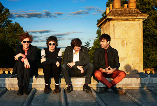 The Kooks Announce US Tour Dates with Foster The People