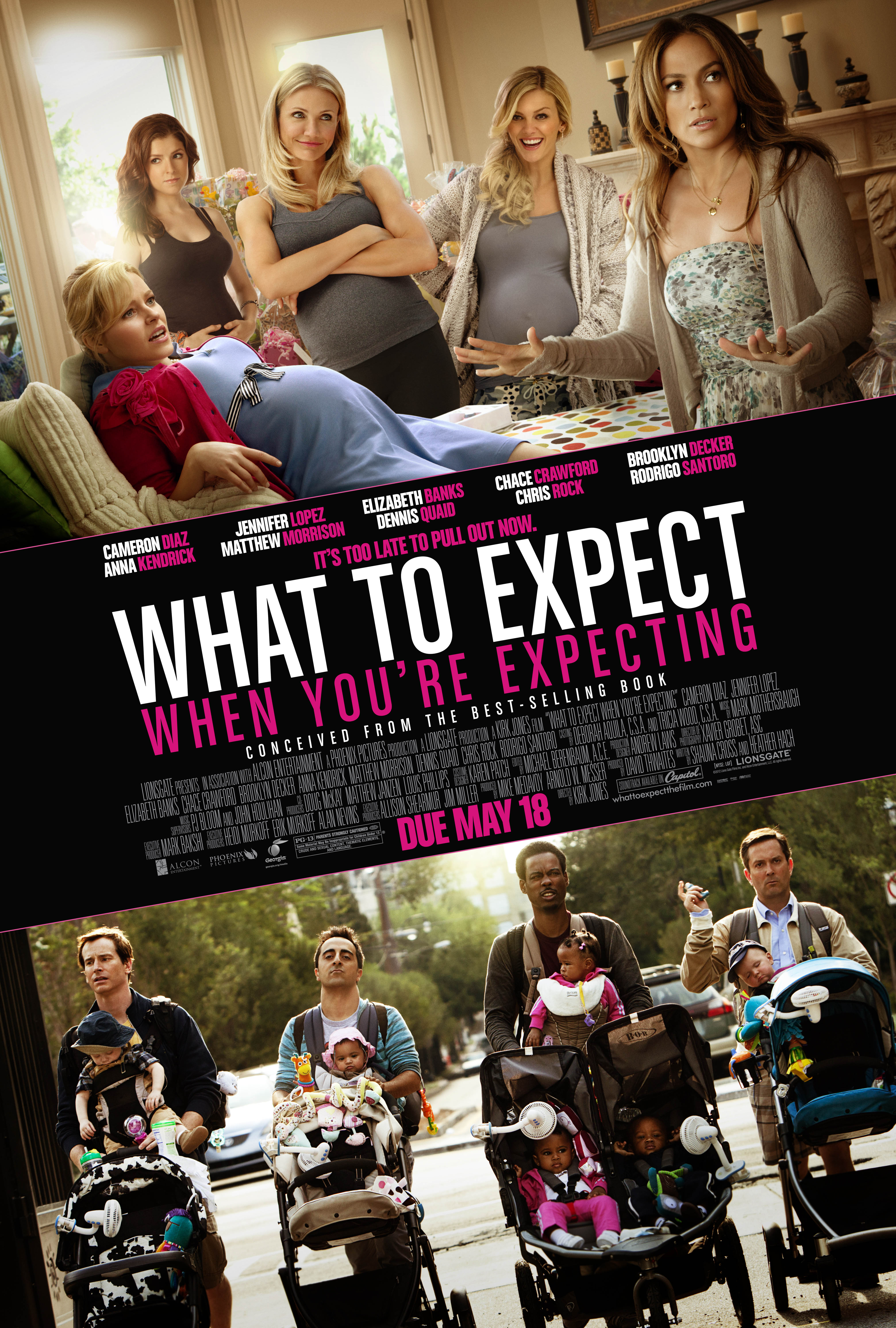 #WhatToExpectMovie many big names starring in this impending parenthood movie