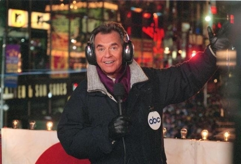 Sorry to hear a good man has passed; Dick Clark