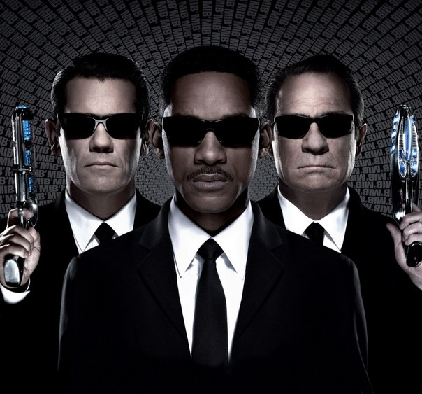MIB3 – The 3rd Men in Black now playing