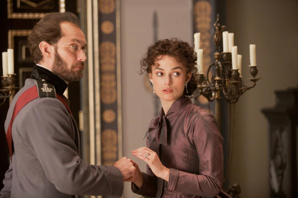 Keira Knightley to star in another epic love story role #AnnaKarenina