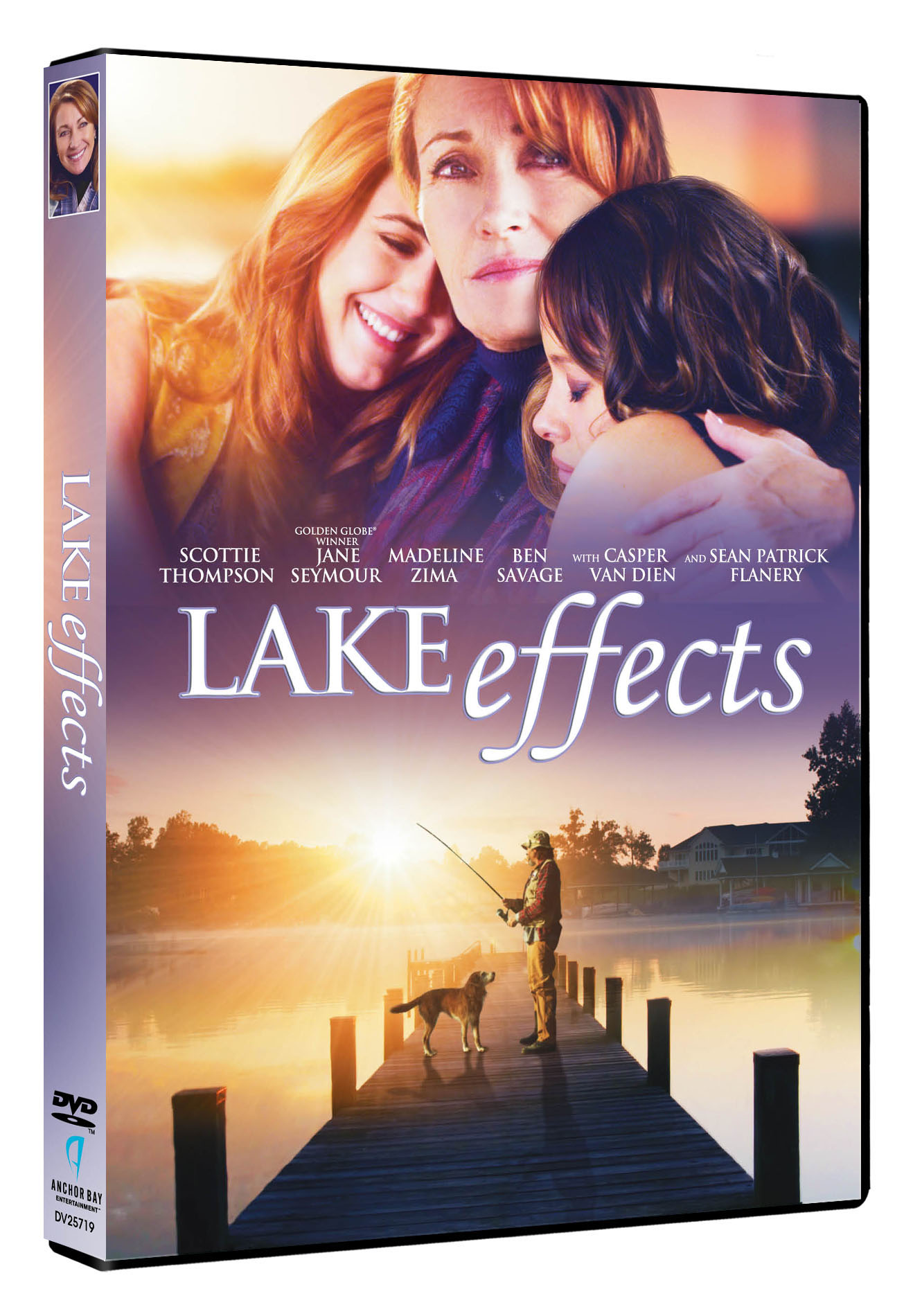 Lake Effects, definite chick-flick, looks great!