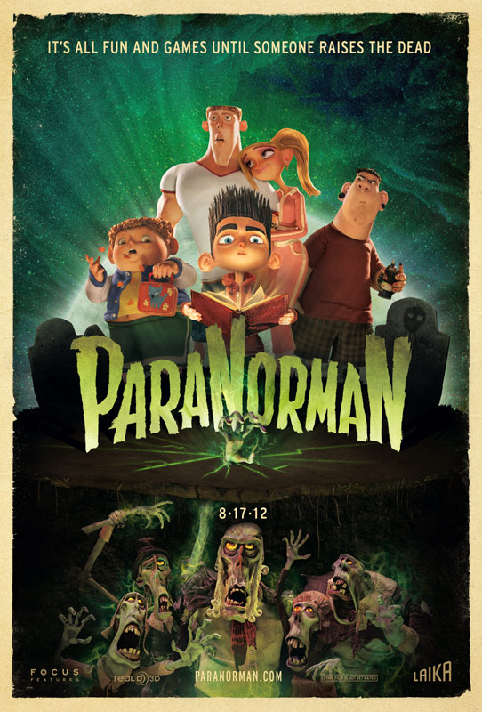 ParaNorman can speak to the dead AND the grownups