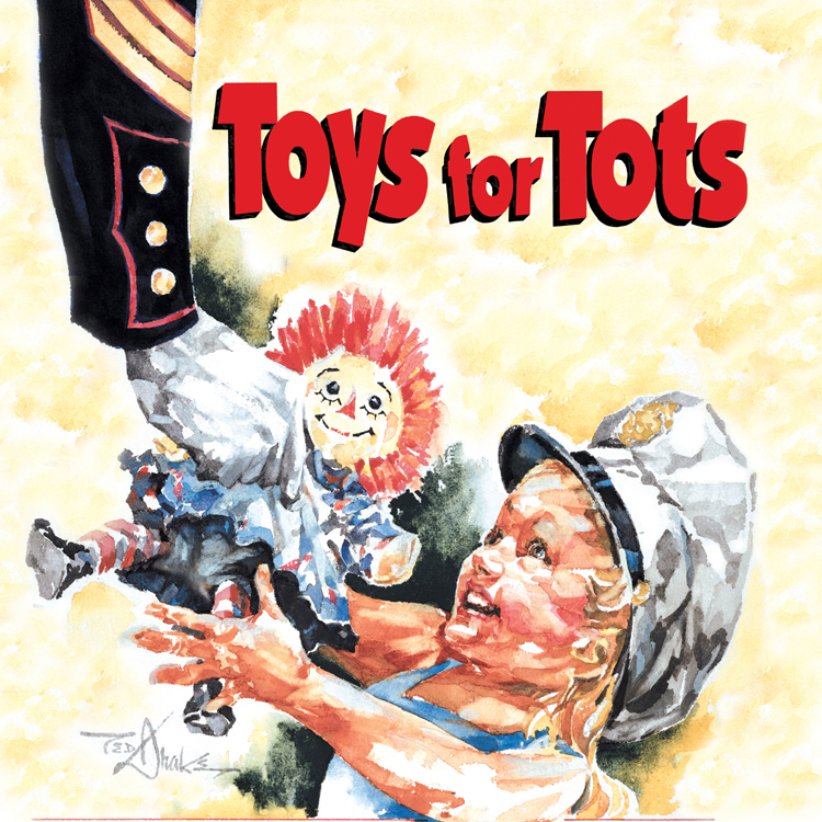 Toys For Tots Posters 2013 : Toys for tots option to donate children affected by