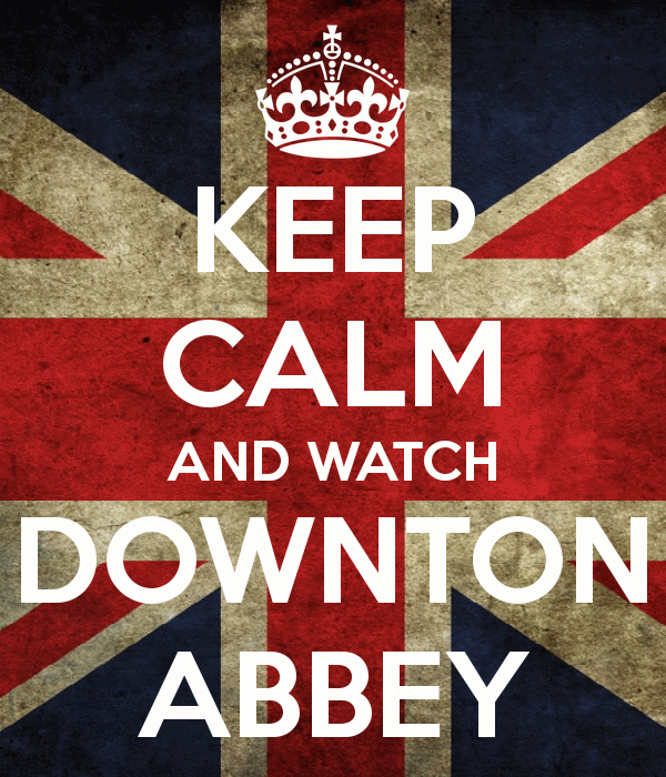 Printable fun for Downton Abbey Season 3 Finale