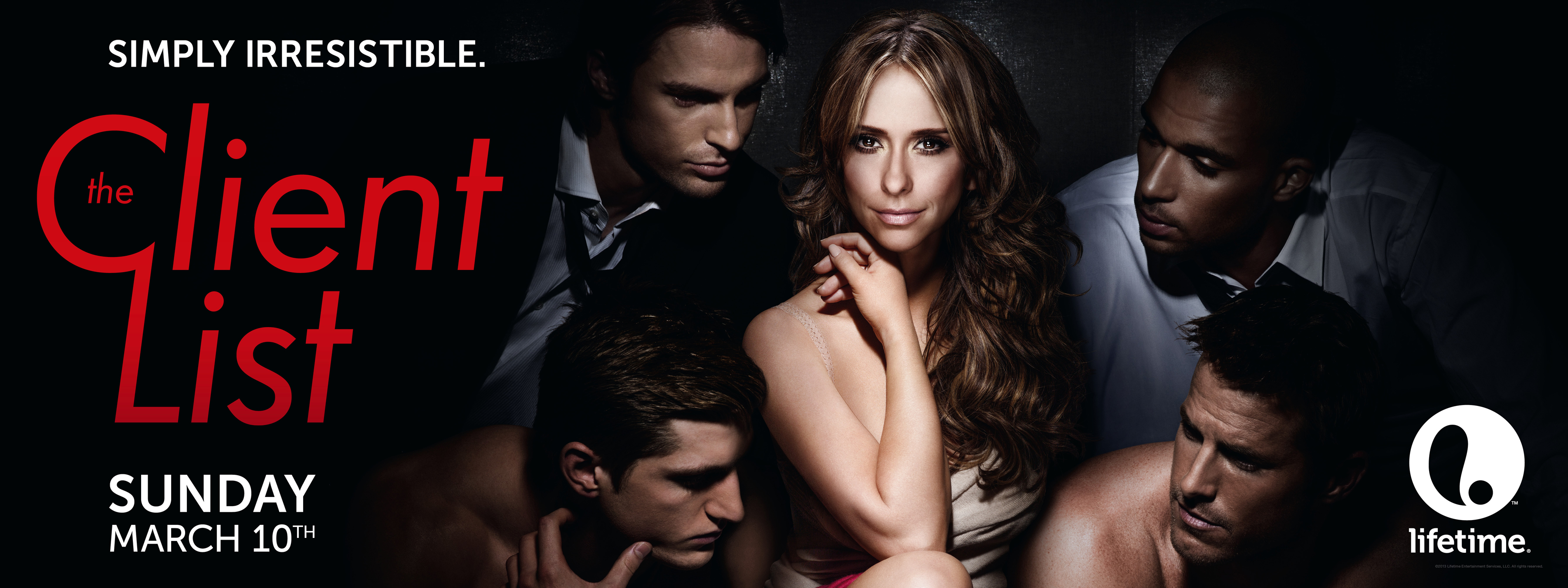 Jennifer Love Hewitt's secret sexiness of a double life #giveaway