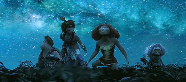 Comedy from DreamWorks 'The Croods' in theaters today 3/22
