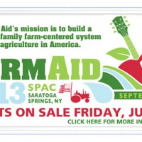 Farm Aid 2013 Lineup Announced