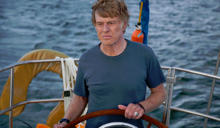 The next best thing to Robert Redford is… #AllisLost