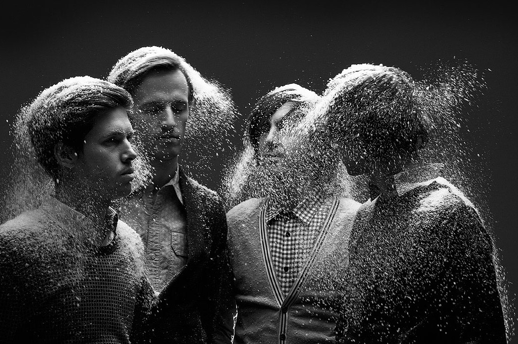 Cut Copy photos freak me out, but their music is sweet