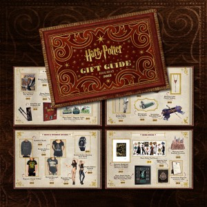 Harry Potter 2013 Gift Guide