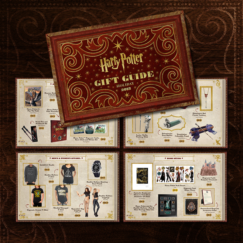 Wingardium Leviosa! Wait that's not right. #hpgiftguide13