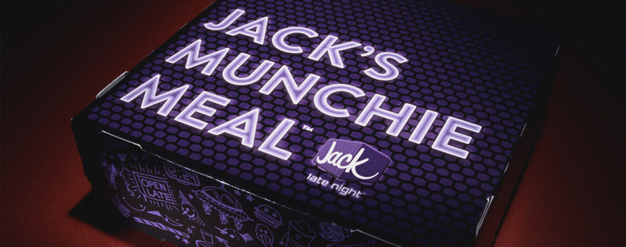 Loaded Chicken Nuggets you say? #JackMunchieMeal