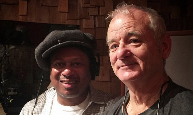 Watch Bill Murray & Kermit Ruffins Duet, Bare Necessities, for The Jungle Book