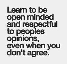 be-openminded